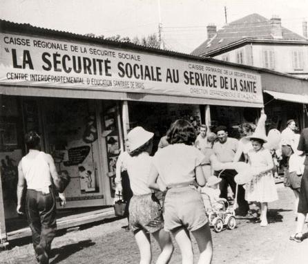 Chère Sécurité Sociale