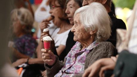La kermesse des aînés